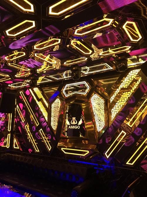 Mẫu phòng karaoke Hà Nội đẹp